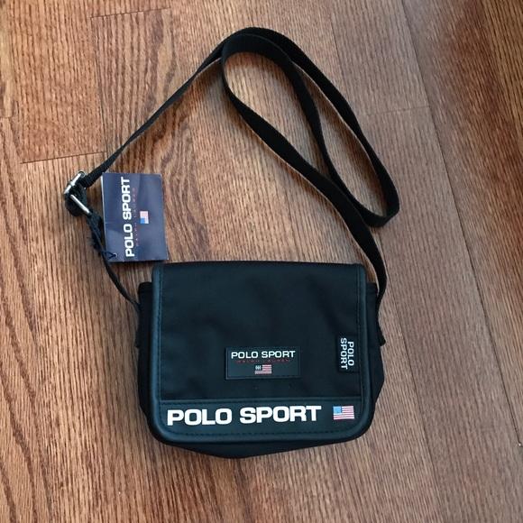 caaf0498b0c4 Vintage Polo Sport Bag   Purse